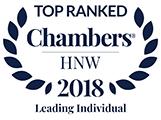 Chambers 2018 Leading Individual