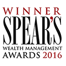 Winner - Spear's Wealth Management Awards 2016