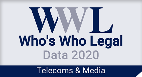 WWL Who's Who Legal Data 2020 - Telecoms & Media