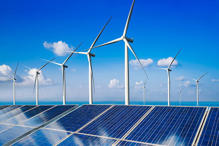 Cleantech and Renewable Energy - tile