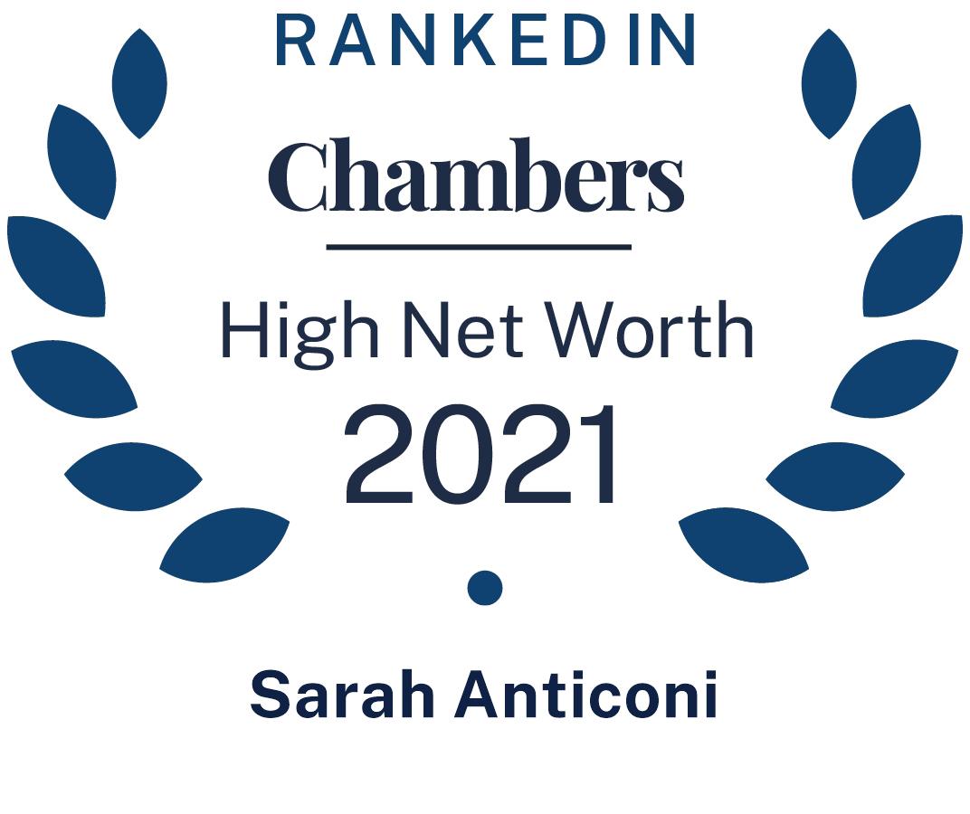 CHAMBERS HIGH NET WORTH 2021, UK, FAMILY/MATRIMONIAL: HIGH NET WORTH