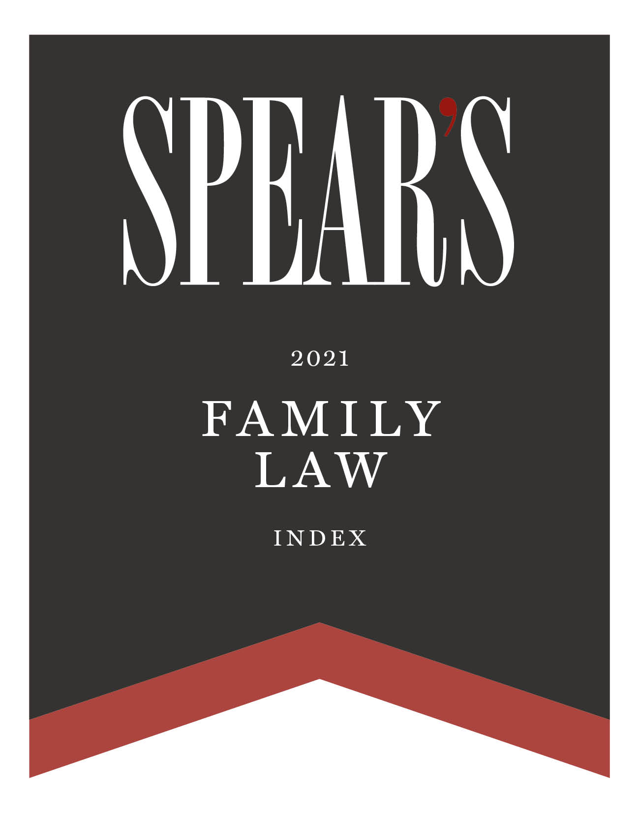 Spear's 500 - 2021 - Family Law