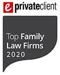 ePrivateClient Top Family Law Firms 2020