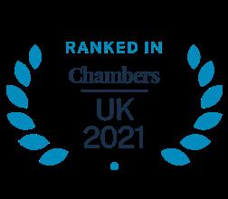 CRI Chambers UK 2021 logo