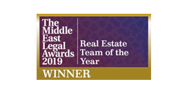 MELA Real Estate Winner 2019